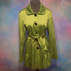 MAC & JAC  BELTED TRENCH COAT for sale